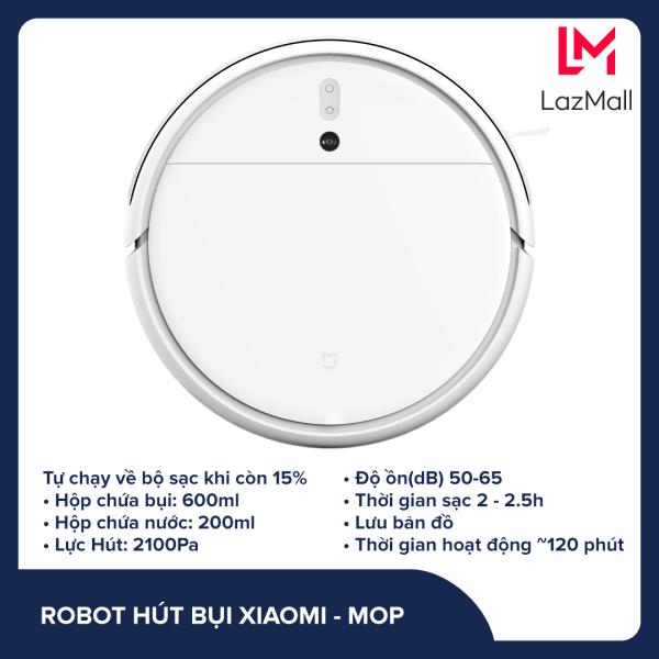 Robot hút bụi lau nhà Xiaomi Vacuum Mop SKV4093GL