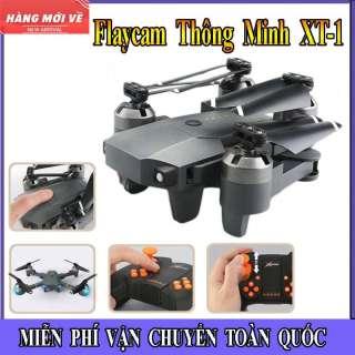 Flycam, Máy Bay Điều Khiển Từ Xa Có Camera XT-1 Chống Rung Quang Học, Quay Phim Chụp Ảnh Full HD 1080, Cánh Gấp Gọn Bảo Hành Uy Tín Lỗi 1 Đổi 1 thumbnail