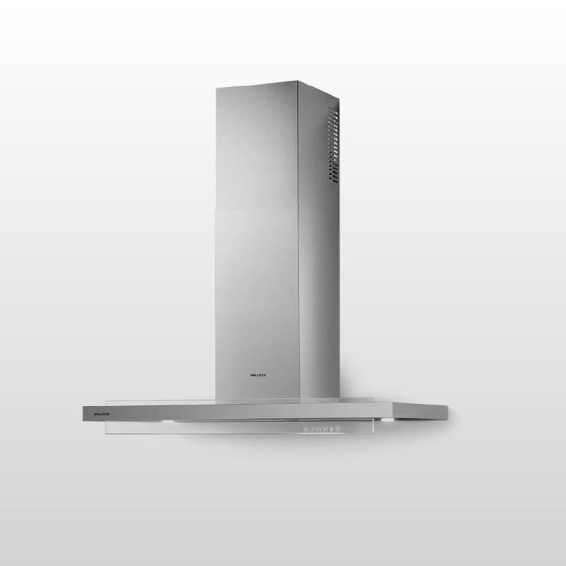 Máy hút khói khử mùi Malloca - dạng áp tường K900A