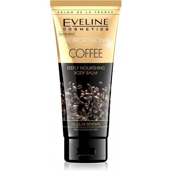 Dưỡng thể tinh chất cafe EVELINE 200ml