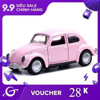 Xe Hơi Cổ Điển Đúc Dece Flor 1 36, Cho Mô Hình BMW Mini Beetle Fiat Đồ Chơi Trẻ Em Xe Kéo Lùi thumbnail