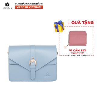 Túi đeo chéo nữ thời trang YUUMY YN75 (Tặng ví cầm tay YV21) thumbnail