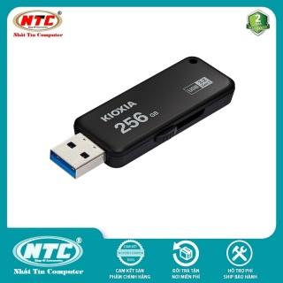 [HCM]USB 3.2 Gen 1 Kioxia TransMemory U365 256GB 150Mb s (Đen) - Formerly Toshiba Memory - Nhất Tín Computer thumbnail