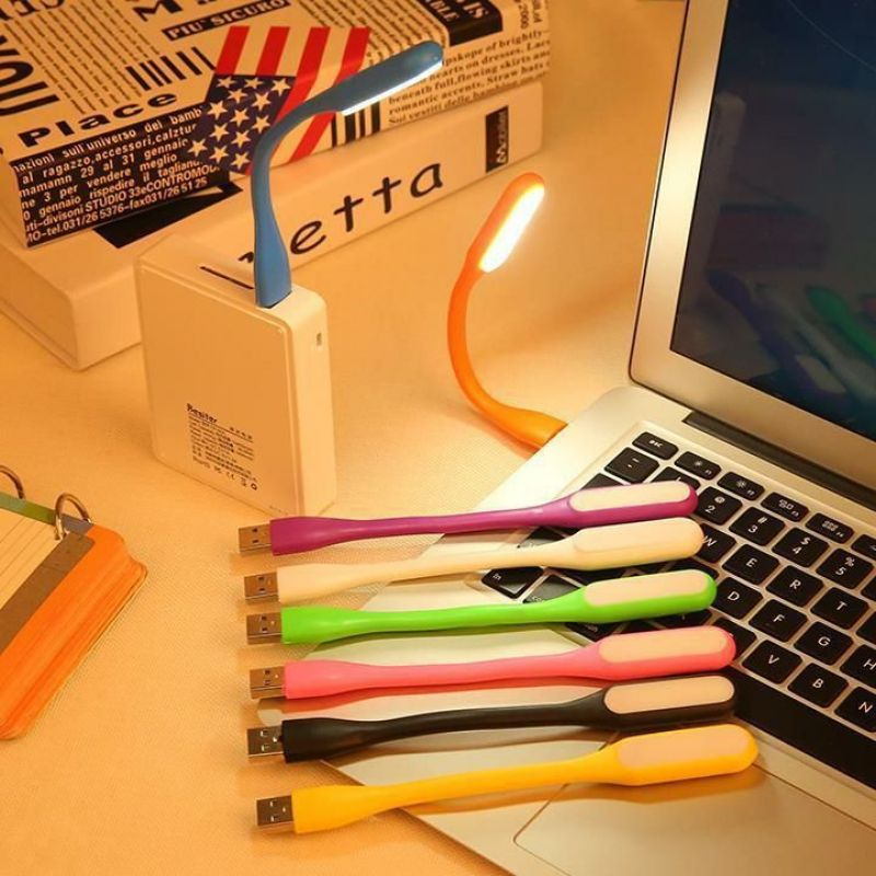 Bảng giá Set 2 Đèn USB mini tiết kiệm năng lượng, bảo vệ mắt Phong Vũ