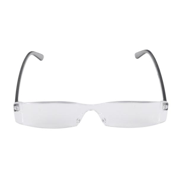 Giá bán Trendy reading glasses nerd glasses reading aid Visual aid Modern Design Borderless +3.0