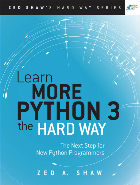 Learn more Python the hard way the next step for new Python programmers - Hanoi bookstore