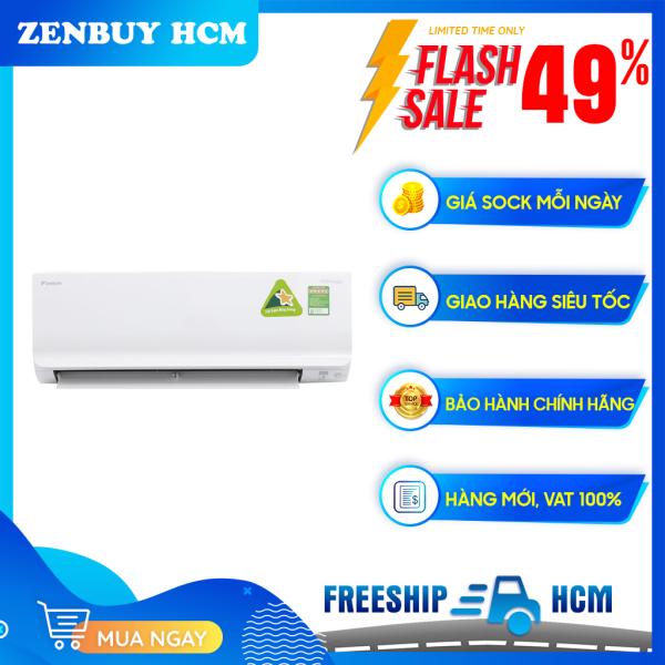 [Trả góp 0%]Máy lạnh Daikin Inverter 2.5 HP FTKA60UVMV - Công suất 20.500 Btu