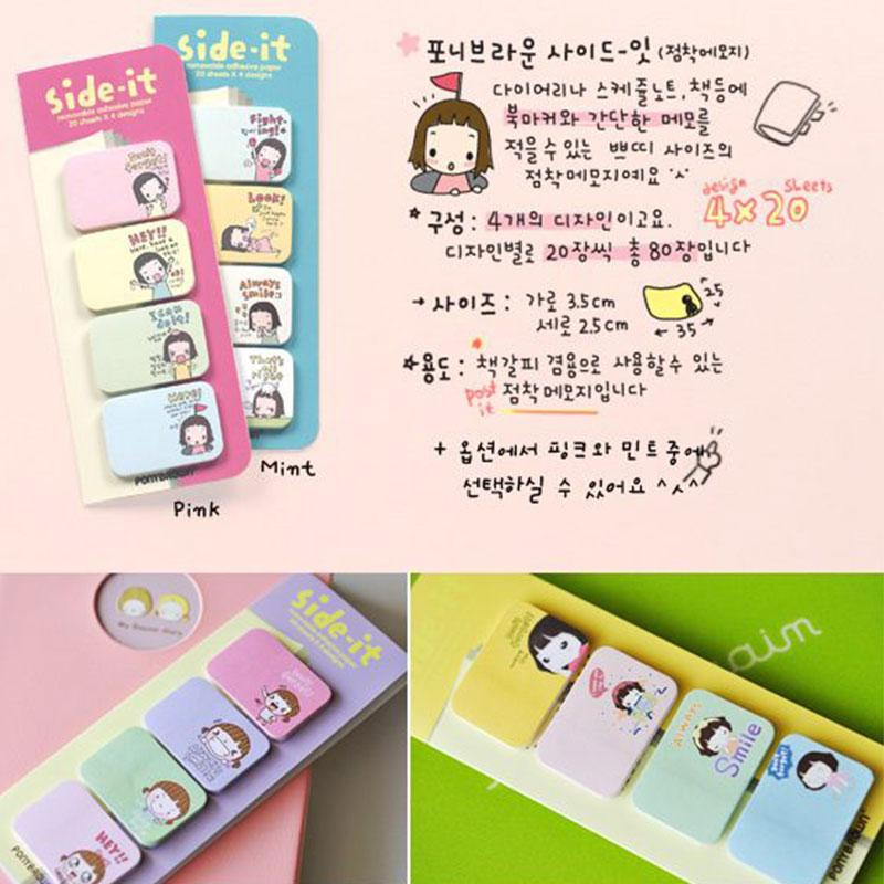 Mua JMS Sticky Notes Note Pad Note Paper Creative N Times Paper Colorful Cute Pen Supplies Planner Decoration