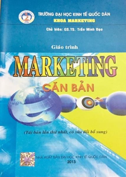 Mua Giáo Trình Marketing Căn Bản