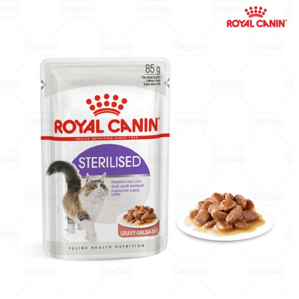 pate dành riêng cho mèo triệt sản (sterilised) Royal Canin