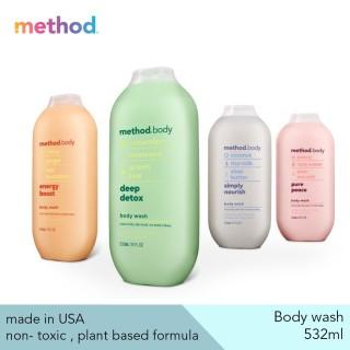 Sữa tắm organic Method Body 532ml thumbnail