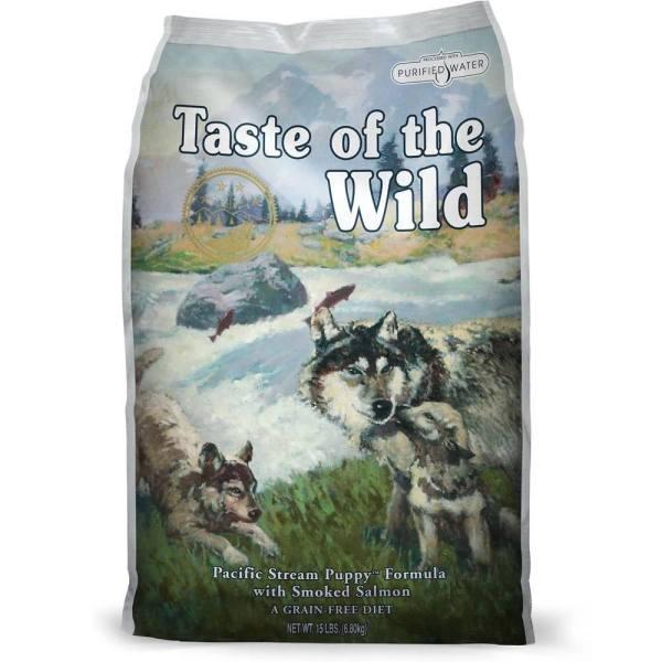 Thức ăn cho chó vị bò rừng nướng và thịt nai nướng Taste of the wild High Prairie 12,2kg
