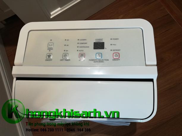 Bảng giá Máy hút ẩm lọc khí Sharp DW-D12A-W