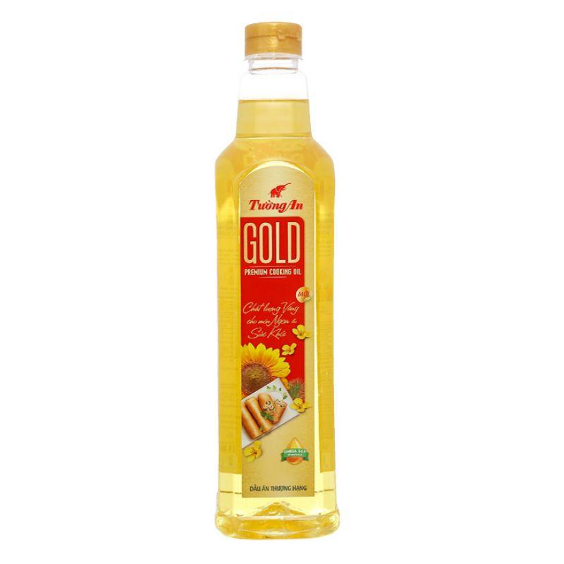 Dầu Ăn Tường An Gold Chai 1L