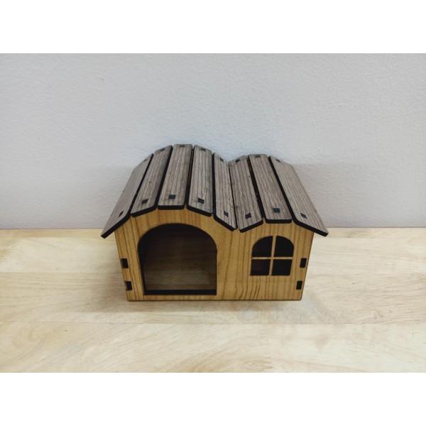 Vòm lượn mdf cho hamster, cam kết hàng đúng mô tả, chất lượng đảm bảo an toàn đến sức khỏe cho thú nuôi
