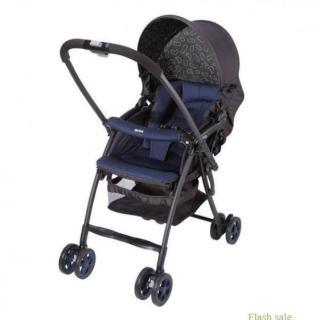 Xe đẩy trẻ em Aprica Karoon Tanzanite 48710 (Đen phối xanh) thumbnail
