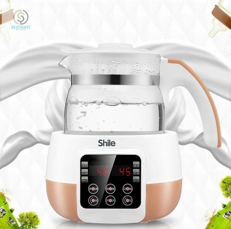 BestMart - Máy pha sữa tự động Shile, hâm sữa 800w