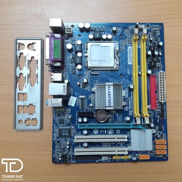 Bảng giá Main 945 Gigabyte DDR2 Socket 775 Cũ Phong Vũ