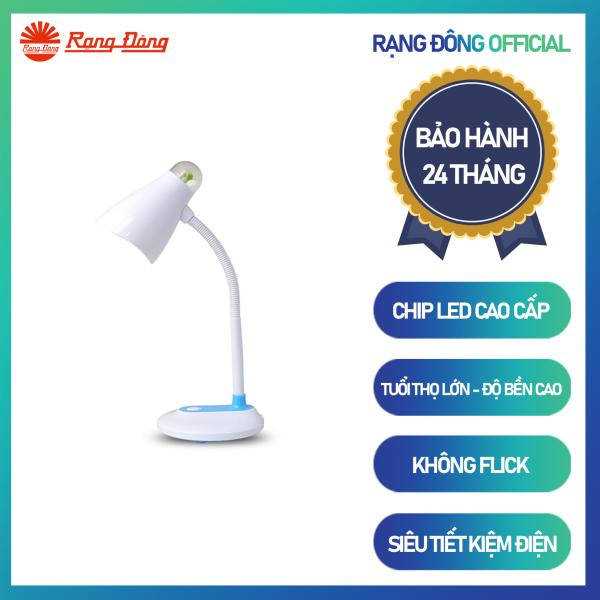 Đèn bàn RD-RL-32.LED Chính hãng Rạng Đông Tiết kiệm điện Dải ánh sáng phù hợp bảo vệ mắt Thiết kế sang trọng