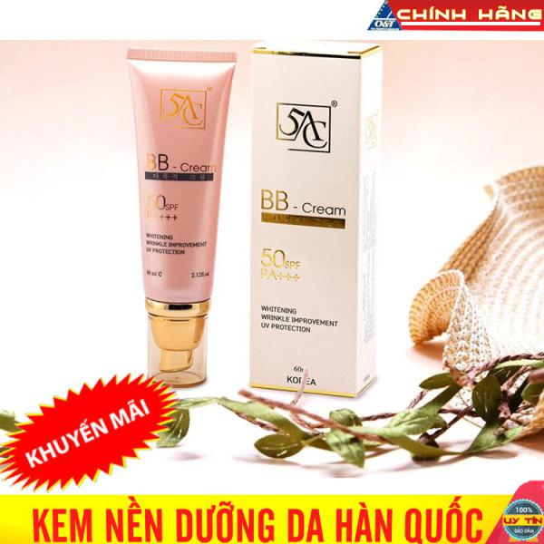 Kem nền che khuyết điểm chống nắng dưỡng ẩm kiềm dầu 5AC BB Cream Hàn quốc giá rẻ