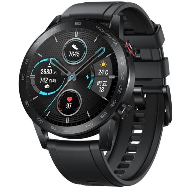 Honor Magic Watch 2 46MM Smart watch, Bluetooth 5.1 Magic Watch 2 Smartwatch ,14 Days Battery Life,Phone Call Heart Rate