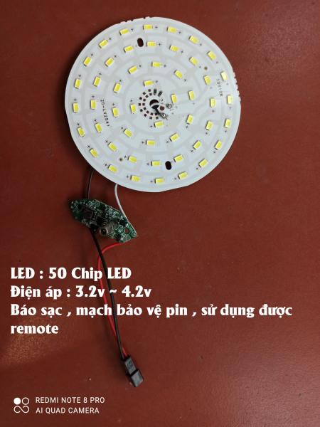 Bảng giá Chip Led đèn năng lượng mặt trời Jindian