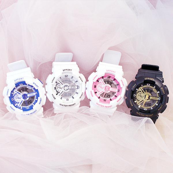 Nơi bán Đồng hồ điện tử thời trang nam nữ Spport S1 chạy full kim điện tử cực hot fccs4v