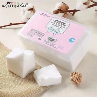 Hộp 1000 bông tẩy trang Lameila-Hộp nhựa thumbnail