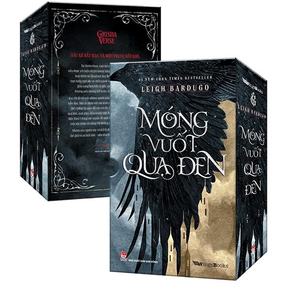 Mua Fahasa - Limited Boxset Móng Vuốt Quạ Đen (Trọn Bộ 4 Tập)