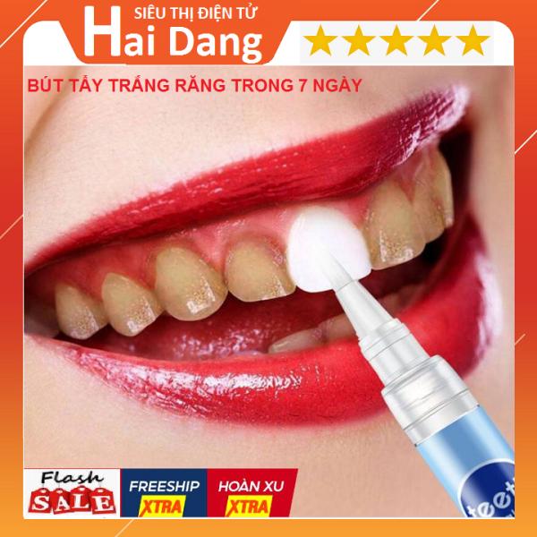 Bút Làm Trắng Răng, Làm Trắng Đẹp Răng Tại nhà Trong 7 Ngày Dazzling White Gel Pen- 2020