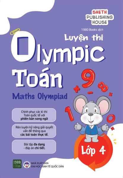 Luyện Thi Olympic Toán Lớp 4 - Maths Olympiad