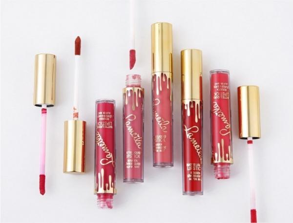 💄 Son Kem Lì LAMEILA 763 lipstick lâu trôi mềm mịn căng bóng dưỡng môi son môi nội địa chính hãng sỉ rẻ WE STORE 💄