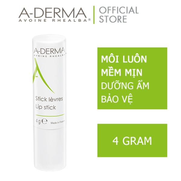 A-DERMA Son dưỡng ẩm LIP STICK