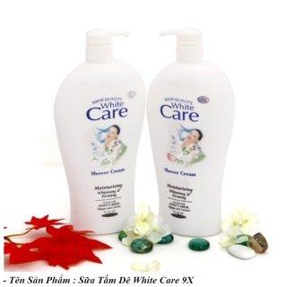 Sữa tắm Care chai SIÊU TO 1200ml hương thơm quyến rũ - Sữa tắm Dê Care cho làn da mịn màng như lụa thumbnail