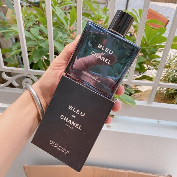 [Nắp nam châm] Nước Hoa Nam Bleu De Parfum Pour Homme 100ml