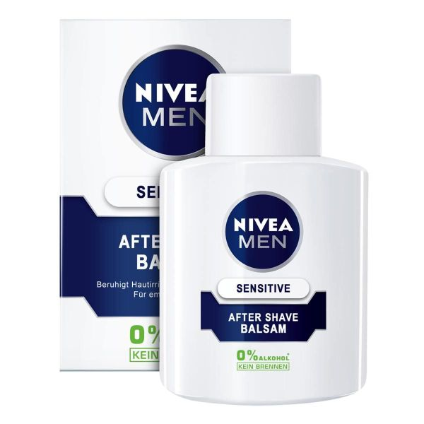 Kem dưỡng da sau cạo râu NIVEA Men After Shave Balsam 100ml - Hàng Đức