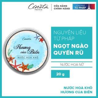 Nước hoa khô Cenota hương của biển 20g thumbnail