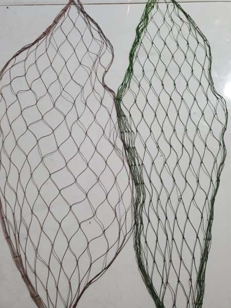 Tấm lưới lồng bẩy cu gáy siêu bền , nilong