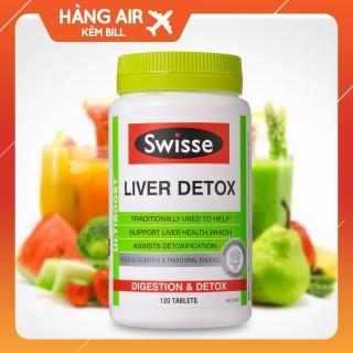 Giải độc gan Swisse Ultiboost Liver Detox 60 &120 viên - 60 viên, cam kết sản phẩm đúng mô tả, chất lượng đảm bảo thumbnail