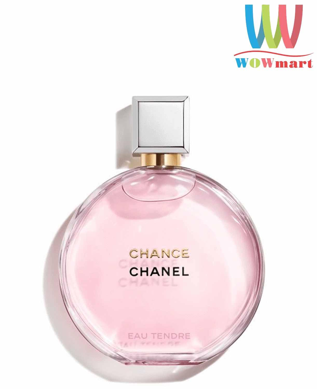 Nước hoa nữ CHANEL Chance Eau Tendre EDT 100ml - PHÁP