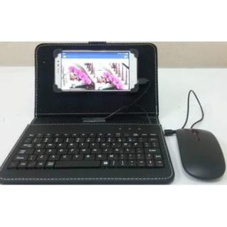 Bao da bàn phím Có chuột (điện thoại, android), Bao da bàn phím điện thoại Android - Nơi bán Bao Da Bàn Phím giá rẻ, uy tín, chất lượng nhất 2019 thumbnail