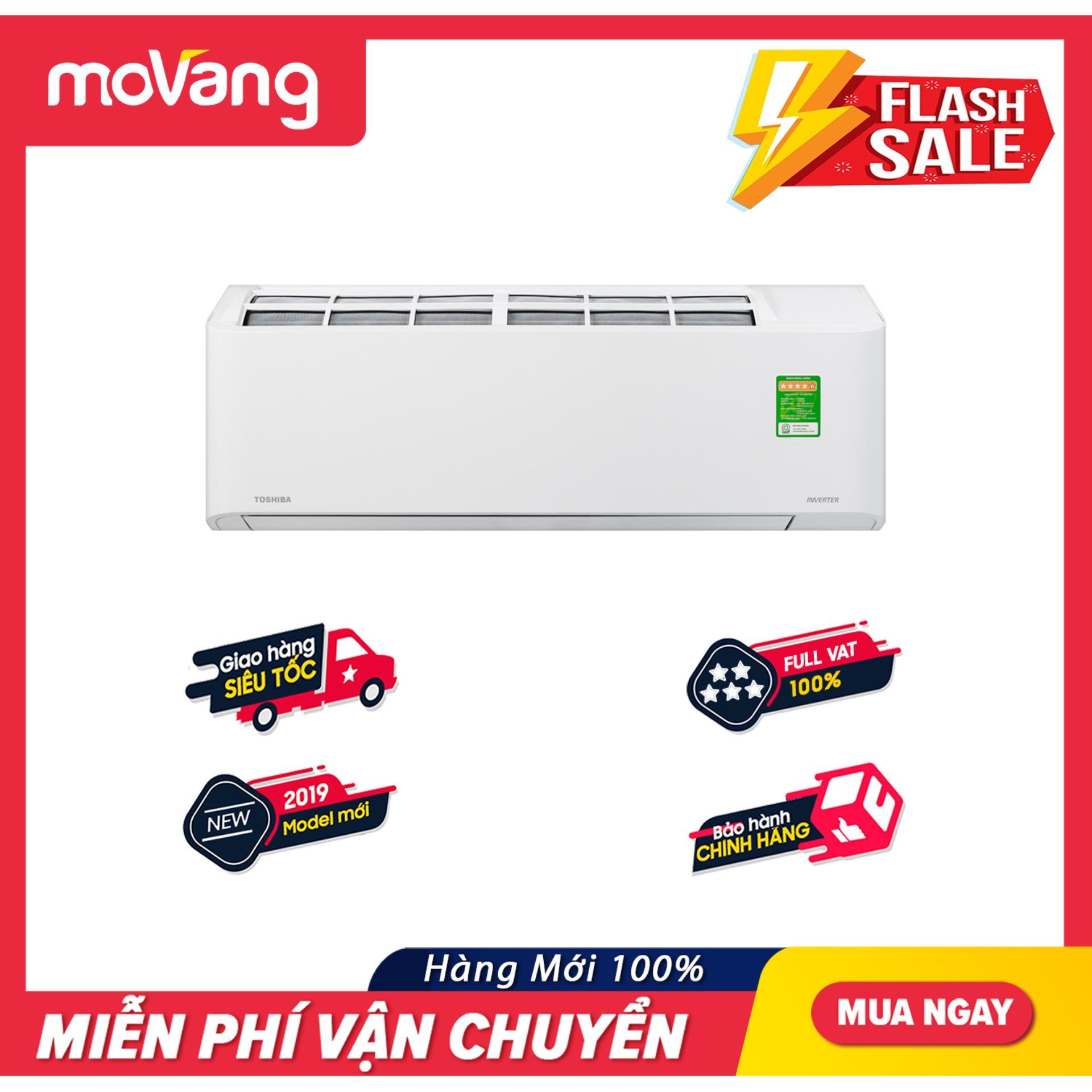 Bảng giá Máy lạnh Toshiba Inverter 1.5 HP RAS-H13C2KCVG-V (2020) - Loại máy:Điều hoà 1 chiều - Chế độ tiết kiệm điện:DC Hybrid Inverter, Eco - Chế độ làm lạnh:Hi Power Điện máy Pico