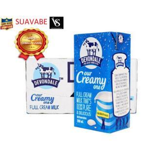 Thùng 24 hộp Sữa Tươi Nguyên Kem Devondale 200ml thumbnail