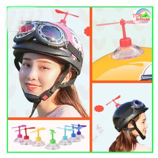 Chong Chóng Gắn Mũ Bảo Hiểm DOREAMON Dễ Thương DALAMO thumbnail