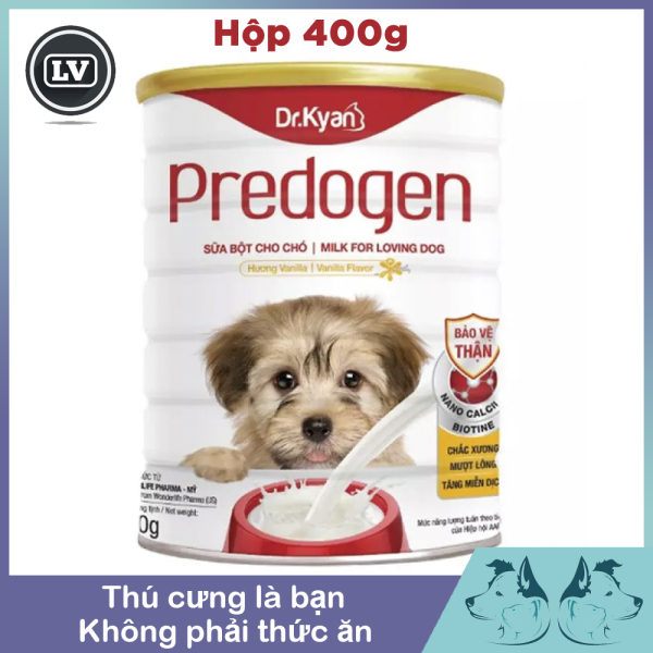 Sữa Bột Cho Chó Dr.Kyan Predogen 400g