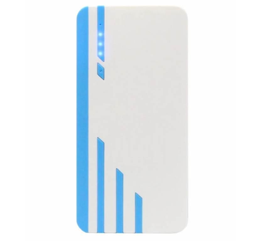Pin sạc dự phòng 3 cổng USB new 20.000MAH màu xanh dương - Hỗ trợ sạc nhanh