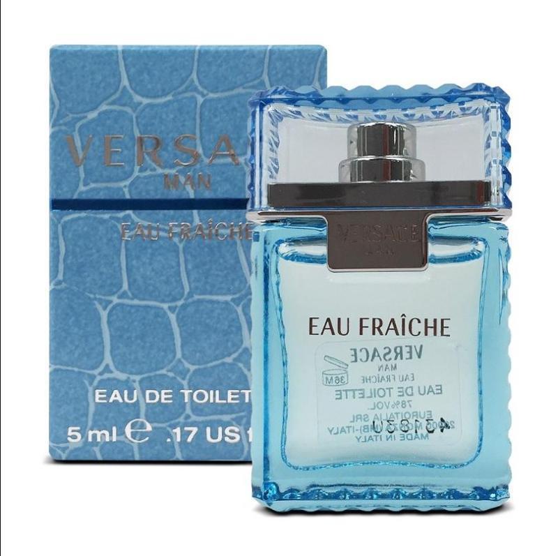 Nước hoa nam Versace Man Eau Fraiche 5ml