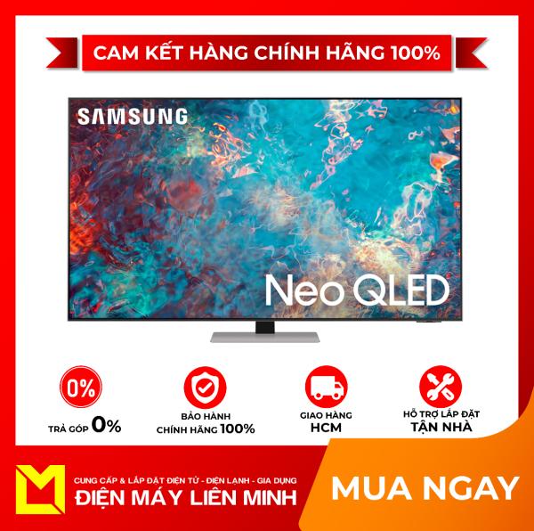 Bảng giá [HCM][Trả góp 0%]Smart Tivi Samsung Neo QLED 4K 85 inch QA85QN85AA - Ultra HD 4K Tizen OS YouTube Netflix Trình duyệt web Kho ứng dụng  giao hàng miễn phí HCM