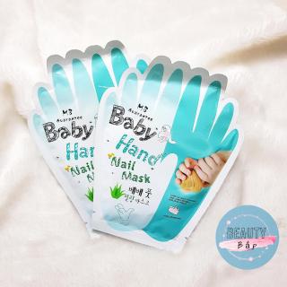Mặt nạ ủ da tay Baby Foot Peeling Mask (1 miếng) thumbnail