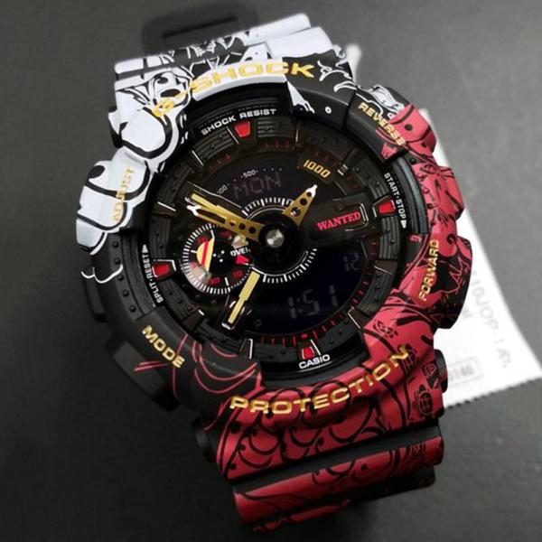 Đồng Hồ G-Shock One Piece GA-110 - Đồng hồ thể thao nam - Đồng hồ Casio